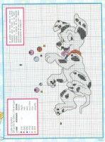 "Gallery.ru / anfisa1 - Альбом ""punto de cruz Disney 1"""