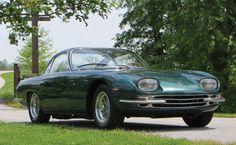 1966 Lamborghini 350 GT by Carrozzeria Touring - Car Pictures