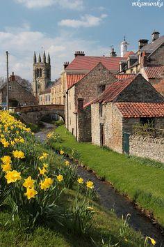 Helmsley, North Yorkshire, England <3