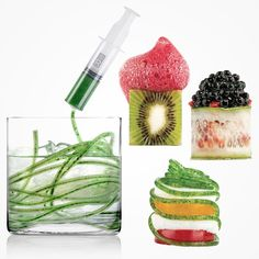 Mini Molecular Gastronomy Kits from Firebox.com