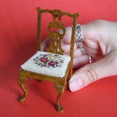 Beautiful dollhouse needlepoint kits for by DollhouseEmbroidery