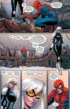 Browse the Marvel Comics issue Marvel's Spider-Man: The Black Cat Strikes Learn where to read it, and check out the comic's cover art, variants, writers, & more! Spiderman Girl, Spiderman Black Cat, Black Cat Marvel, Amazing Spiderman, Spiderman Marvel, Avengers, Marvel Comics Art, Marvel Vs, Marvel Heroes