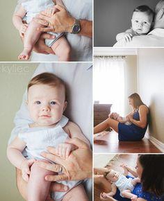 3 Month Old Photos. Kylie C. Photography » Dallas TX Portrait, Newborn and Wedding Photographer