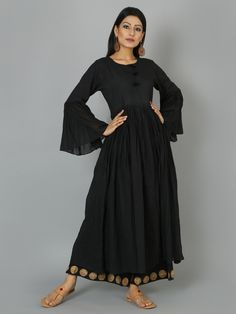 This product does not include pants. Size Chart (in inches) - These are garment measurements Length of Kurta is 50 inches . Indian Gowns, Pakistani Dresses, Indian Wear, Indian Outfits, Abaya Fashion, Indian Fashion, Fashion Dresses, Simple Dresses, Casual Dresses