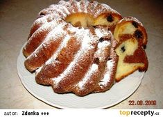 Bunt Cakes, Sweet Recipes, Pancakes, French Toast, Food And Drink, Sweets, Chocolate, Breakfast, Desserts