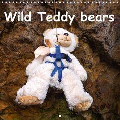 Wild Teddy bears - CALVENDO