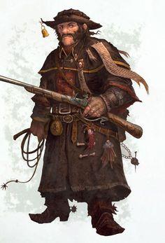 Fantasy Kunst, Fantasy Rpg, Dark Fantasy, Character Concept, Character Art, Concept Art, Character Design, Dnd Characters, Fantasy Characters