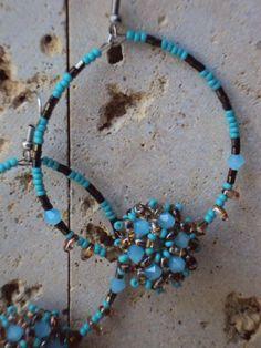 menta , aguamarina y bronce Turquoise Necklace, Jewelry, Bronze, Mint, Jewlery, Jewerly, Schmuck, Jewels, Jewelery