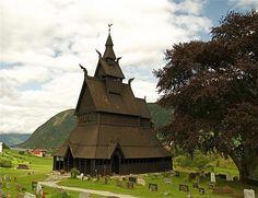 Hopperstad Stave Church Norway
