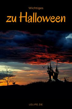 Everything important for Halloween: at the last minute- # halloween # . - Pin This Halloween Tipps, Last Minute, Halloween Decorations, Movie Posters, Facebook, Drink, Eat, Be Kind Always, Creepy