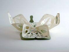 Miniature books by Elsa Mora