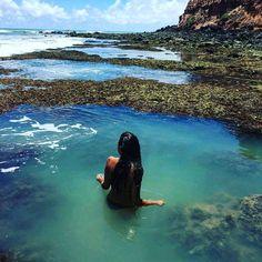"110 curtidas, 2 comentários - Pipa Beach / Praia da Pipa (@pipabeach) no Instagram: ""Definition of Paradise @caacassano 💙🌊🐚 #pipabeach #ilovepipa #paradise"""