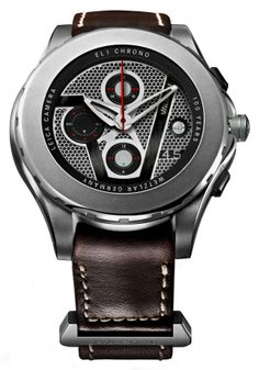 """Leica Camera Maker Teams Up With Valbray Timepieces For 100th Annniversary Watch - See more about this watch in Ariel Adams' piece for Forbes """"The core concept of Valbray is to have in iris-style shutter on the dial that the wearer and open and close at will, by twisting the bezel. What does this do? It offers people who own Valbray watches the opportunity to fundamentally change the look of their watch dial..."""""""