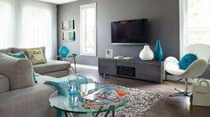 Les 24 meilleures images de Salon turquoise en 2014 | Home Decor ...