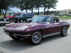 1965 Corvette/ my dads looks like this; same color!