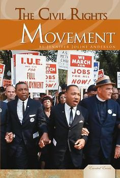 The Civil Rights Movement By Jennifer Joline Anderson *An eBook - Preview now!* - MLK Day