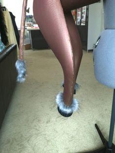 Pumbaa leg