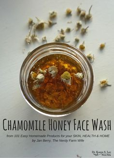 """As a woman of a """"certain age"""", my skin needs more attention now than ever. So when Jan Berry from the blog, The Nerdy Farm Wife published a book called """"101 Easy Homemade Products for your SKIN, HEALTH & HOME"""" (Amazon Link), I needed to check it out. The fact that I can make health..."""
