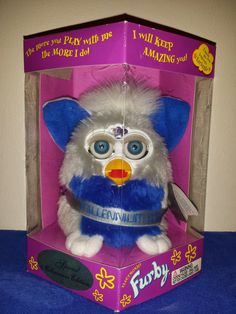 GO FURBY - #1 Resource For Original Furby Fans!: My Furby Collection - UPDATED!!!