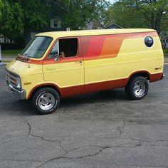 70 s Dodge StreetVan. Dodge Van 9e40a2f8c