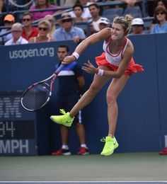 Eugenie Bouchard US Open 2015