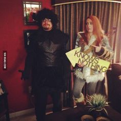 My friends's Halloween costumes. Took me a second...