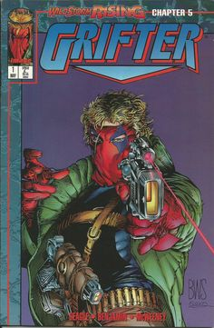 WildStorm Rising Chapter 5