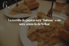 Foto: Cedida por Madridcoolblog. Rendición ante la tortilla de patata perfecta