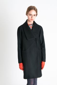 look 6. Pre-Fall 2012. Cacharel