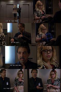Criminal Minds Funny Penelope Garcia David Rossi