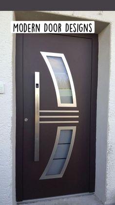 House Front Wall Design, Home Door Design, Wooden Front Door Design, Door Gate Design, House Gate Design, Door Design Interior, Wooden Doors, Latest Door Designs, Latest Main Gate Designs