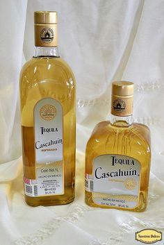 Tequila Cascahuín Reposado
