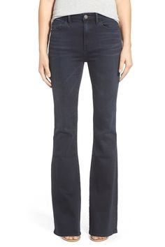 Treasure & Bond - High Rise Skinny Flare Jeans  at Nordstrom Rack. Free Shipping on orders over $100.