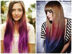 5 Creative Hair Dye Ideas