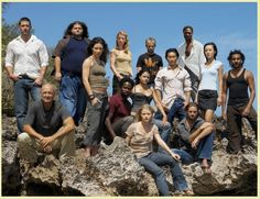 Lost...the show that aggravated and confounded me for six seasons. I absolutely loved every second of it.