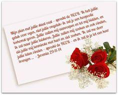 jeremia 29:11 nederlands - Google zoeken