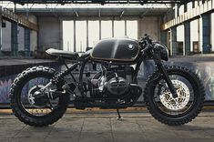 Diamond Atelier BMW R100 Motorcycle