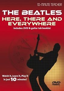 Nice 10-MINUTE TEACHER THE BEATLES HERE THERE AND EVERYWHERE GUITAR DVD TUTORIAL 10-MINUTE TEACHER THE BEATLES HERE THERE AND EVERYWHERE GUITAR DVD TUTORIAL Price : 7.41 Ends on : 2014-12-15 10:48:56 View on eBay The post 10-... http://showbizlikes.com/10-minute-teacher-the-beatles-here-there-and-everywhere-guitar-dvd-tutorial/