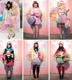 Worldwide adventures in Goth style, underground culture, travel TV hosting & Harajuku Jpop kawaii. Only Fashion, 80s Fashion, Girl Fashion, Kawaii Fashion, Lolita Fashion, Style Fashion, Vintage Fashion, Fashion Tips, Fashion Trends