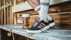 Oktoberfest 2017: Check Out these Vomit-Proof Limited Edition Sneakers