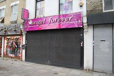 Angel Forever, London N4.
