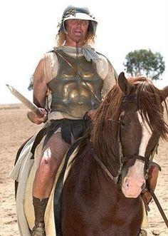Macedonian companion cavalryman