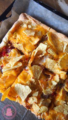 Hawaiian Pizza, Cheddar, Food And Drink, Baking, Recipes, Salta, Cheddar Cheese, Bakken, Backen