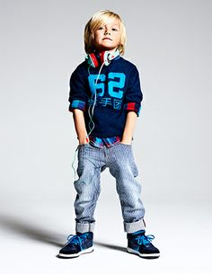 We fashion SS14 Boys