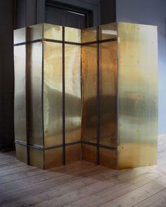 Brass screens