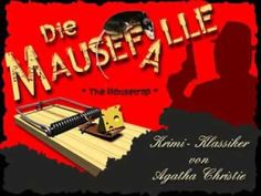 Die Mausefalle - Agatha Christie (Horbuch)