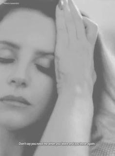Lana Del Rey #LDR #lyrics #Pretty_When_You_Cry #GIF