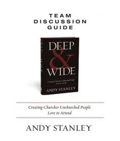 Deep & Wide Team Discussion