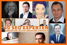 Men neuer Blogartikel: 10 SEO Experten verraten ihre Linkbuilding