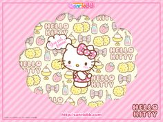 Hello Kitty (Sanrio) Wallpaper